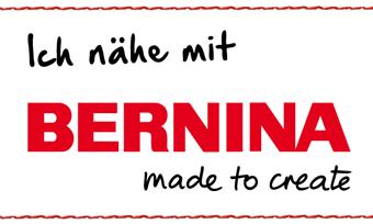 Ich nähe mit Bernina
